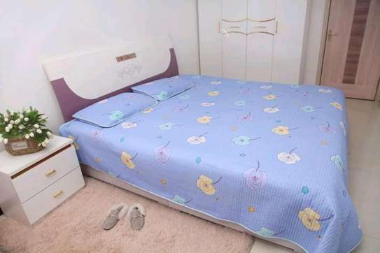 Bedcover  with 2pillowcases 6*6 image 4