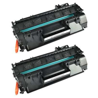05A toner cartridge black only CE505A printer number P2055 P2035 image 8