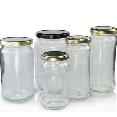 Multipurpose Storage Glass Jars, 28g/ml to 2kg/ml image 7