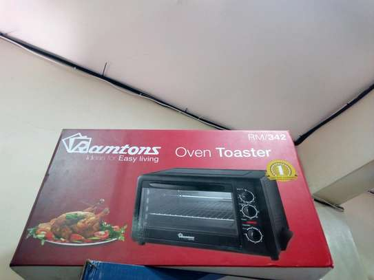 RAMTONS RM342 OVEN TOASTER image 1