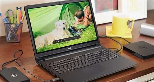 DELL INSPIRON 3552 CELERON 4GB/500HDD image 1