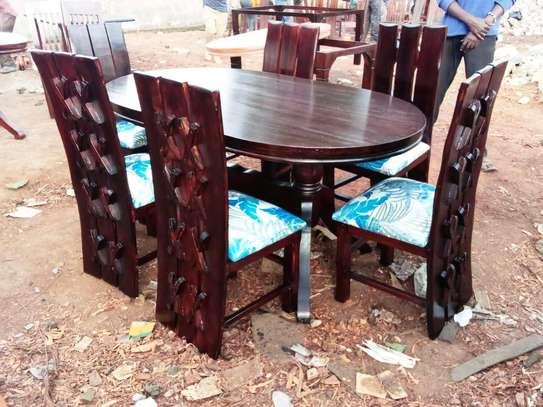 6seater dinning set image 1