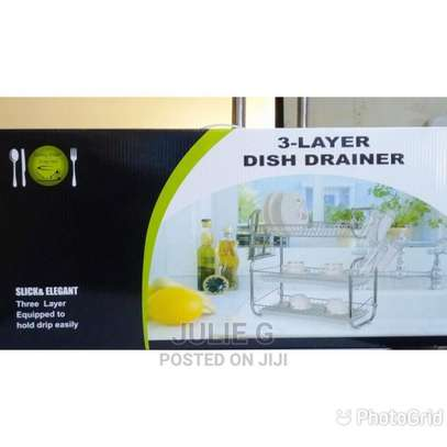 3layer Dish Rack image 1