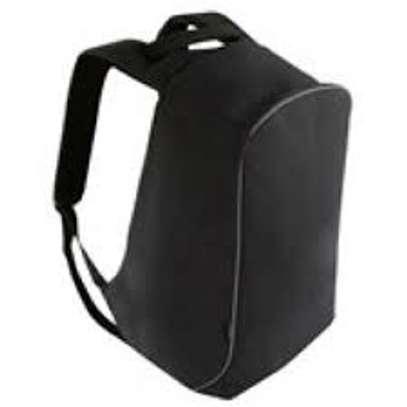 Black Laptop Bag Pack image 1