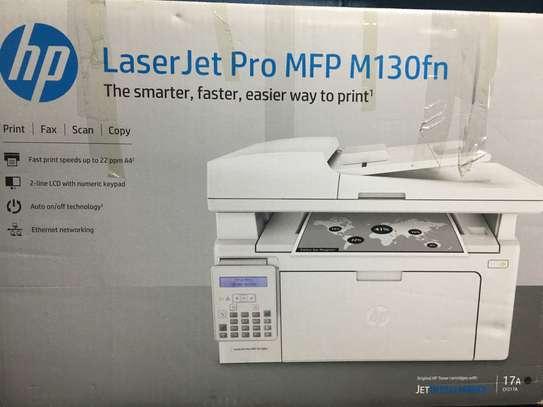 Hp laser jet pro MFP M130fn image 1