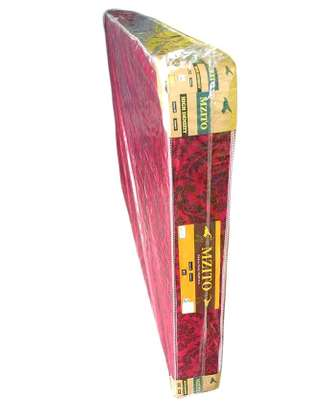 8 inches King size 6 by 6 High Density Plain cover (HDP) 8 inches thick brand new free delivery image 1