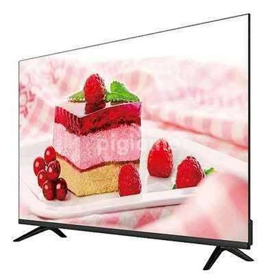 Vision 55 inches Android UHD-4K Frameless Smart Digital TVs image 1