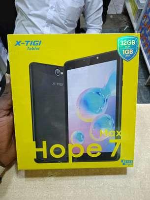 32GB Tablets-Xtigi Hope 7 Max 32GB+1GB ram(7 inch)- 1 year warranty image 1