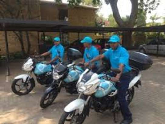 Errand, Courier, Transportation and Delivery Services image 1