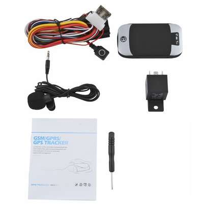 Wireless GPS Car Tracker