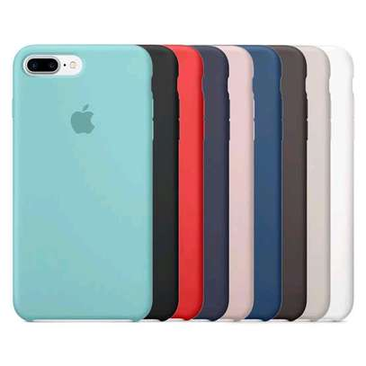 All silicone case Apple iPhone