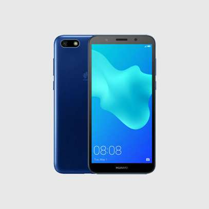 Huawei Y5 Lite 1GB RAM, 16 GB ROM, 5.45″, Dual SIM, 3G, 4G, 3020mAh-black image 1