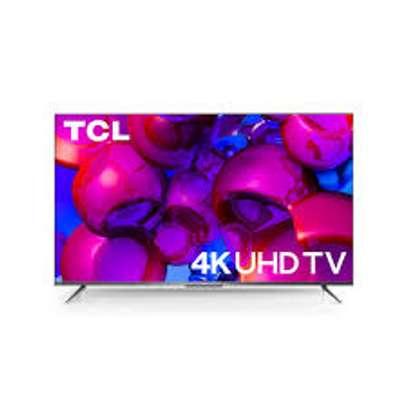 TCL 75 Inches IPQ-TV 75p725 Android UHD-4K Smart Frameless Digital TVs image 1