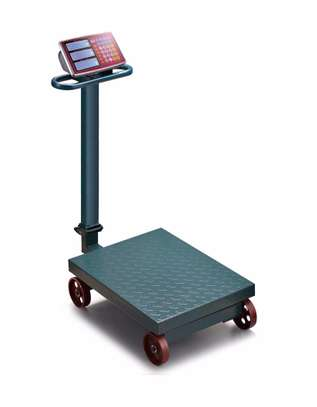 500KG Electronic High Quantity Weighting Scale for Sale. image 1