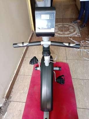 Recumbent bike image 2