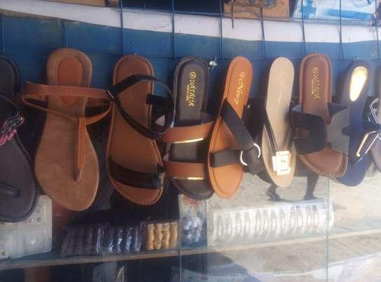 Classic ladies sandals image 2
