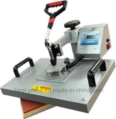 Heat Press Machine 8 in 1 Combo Machine Best Sell image 1