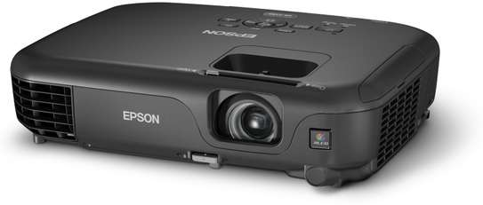 Epson EB-S01 Multimedia Projector and Folding Projector Screen in Box