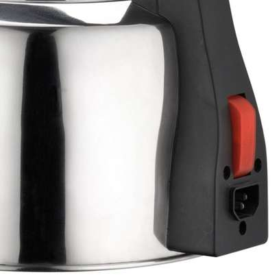 RAMTONS TRADITIONAL ELECTRIC KETTLE 5 LITERS STAINLESS STEEL- RM/464 image 3