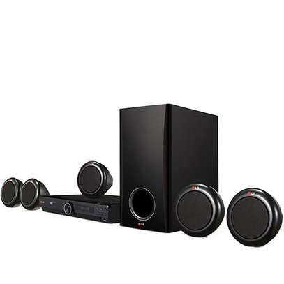 LG (DH3140) Home Theater System 5.1 Channel image 1