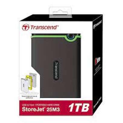 1 tb transcen external hdd image 1