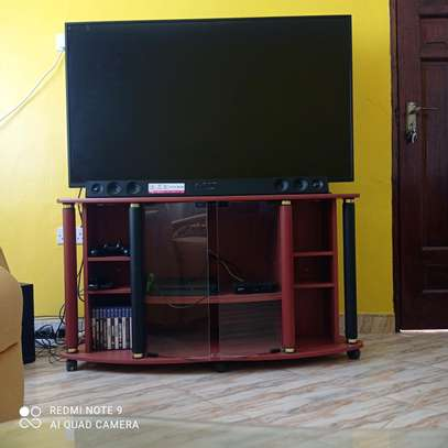 TV STAND ONLY image 1