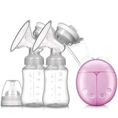 Automatic breast pump image 1