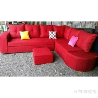 L shape sofa image 2