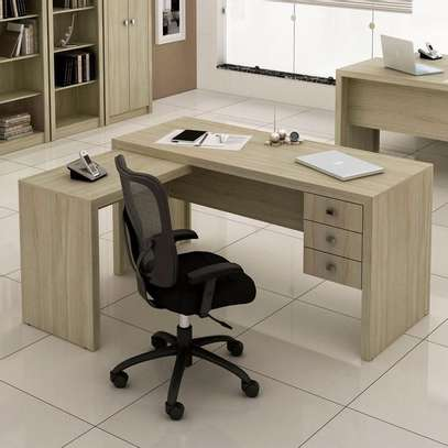 Reversible Office Desk - Tecno Mobili - Fresno image 1
