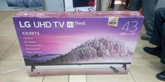 43 inch Smart UHD 4K Television LG brand image 1