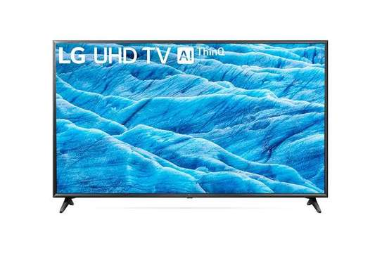 LG 60 Inch 4k UHD SMART LED TV 60UM7100PVB image 1