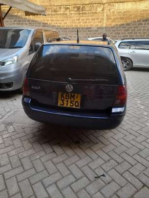 Locally used Vw golf image 6