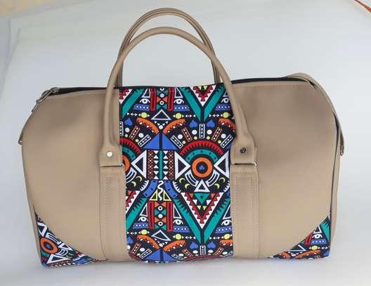 Traveling tribal bag pack image 7