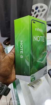 "Infinix Note 8, 6.95"", 128GB + 6GB, (Dual SIM), 5200mAh image 1"