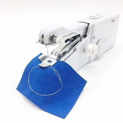Electric Handheld portable & cordless sewing machine