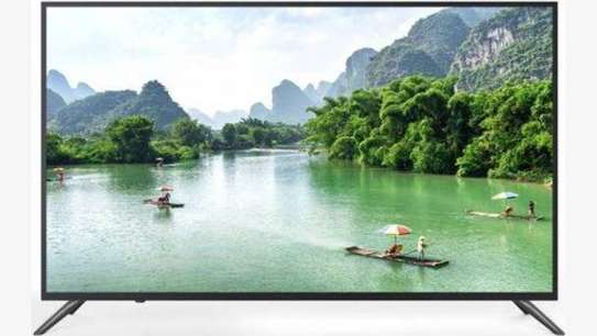 Skyview view android 50 inch smart TV image 1