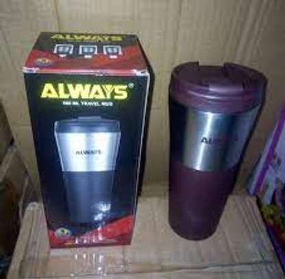 Always Vacuum mug-unbreakable Stainless Steel image 1