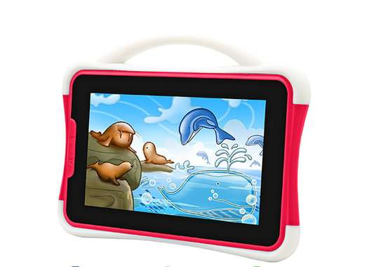 Wintouch Q93S HI Kid Tablet-7 Inch -16GB-512MB RAM - Wifi -Quad Core image 1
