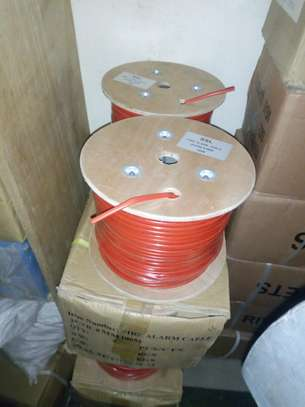 1.5mm Fire Alarm Cable 100mts image 1