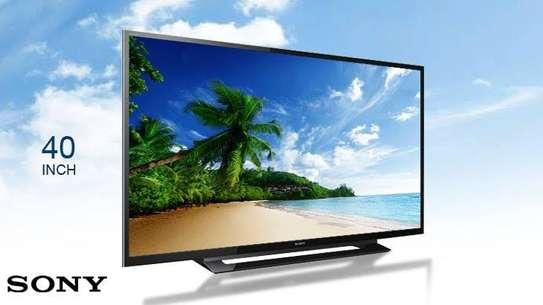 Sony 40 inch digital TV image 1