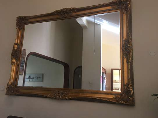 Grant Antique mirror