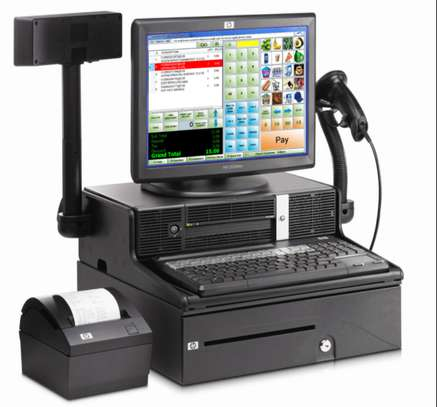 COMPLETE RETAIL POINT OF SALE POS SYSTEM BUNDLE image 1