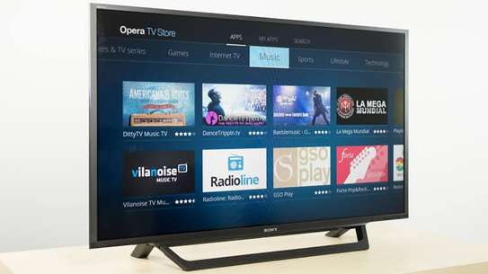 Sony 43 inches Smart Digital Tvs image 1