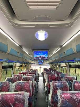 King Long Coach Bus image 4