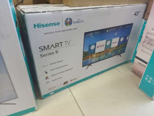 "hisense 43 "" smart digital  tv image 1"