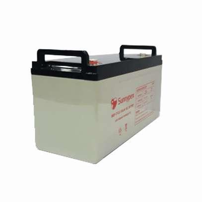 150w SolarMax Solar panel + 120AH Battery + 300w inverter + 20 Amp solar controller + 4 Bulbs. image 3
