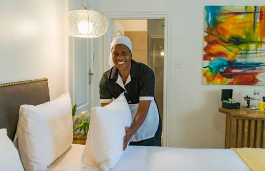 Housekeepers   Housekeeper Nannies   Couples   Cleaning & Domestic Services.We're available 24/7. Give us a call image 1