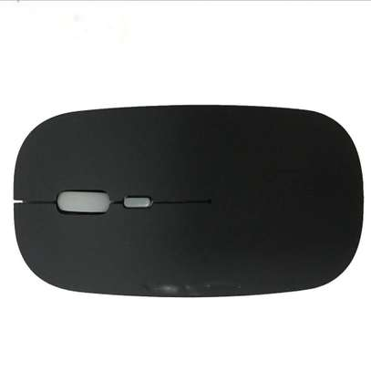 Rechargeable Wireless Mouse -GRIND BLACK image 1