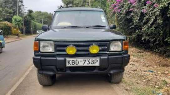 2001 Land Rover Discovery 2 KBD Auto Petrol 4.0 image 3