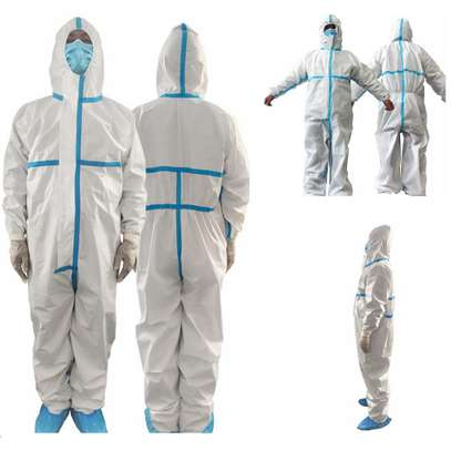 Coverall Suit Medical grade image 2
